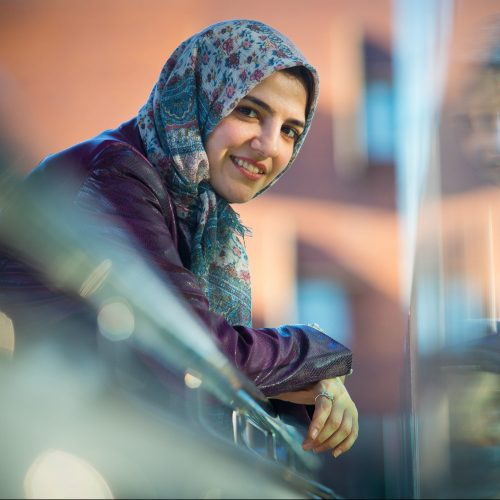CHOOSEMATHS Grant recipient profile: Aya Alwan
