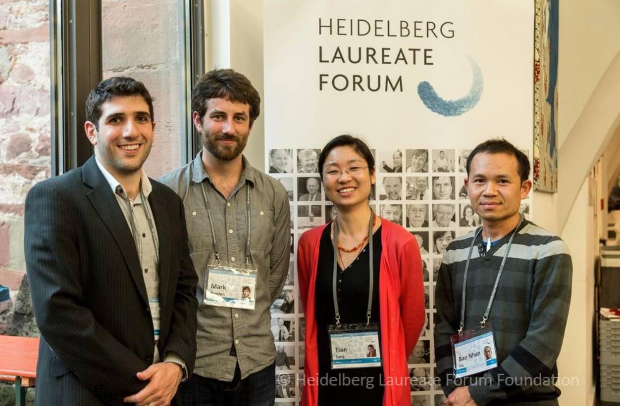 Heidelberg Laureate Forum 2016: Post-event report