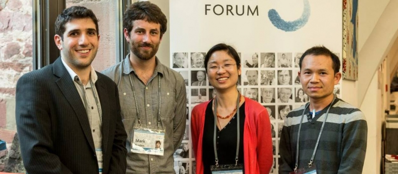 Heidelberg Laureate Forum 2016: Post-event report