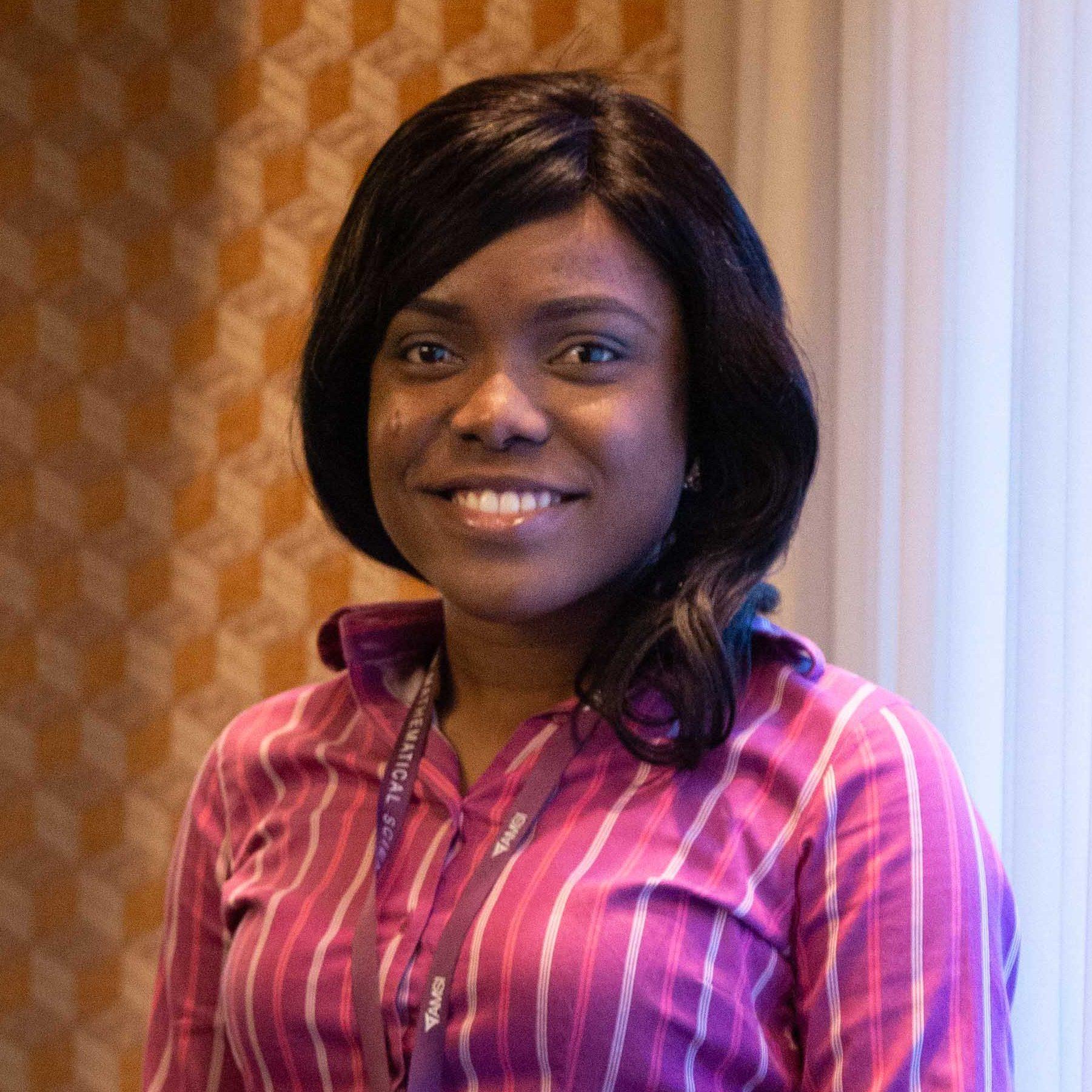 CHOOSEMATHS Grant recipient profile: Olanike Adeoye