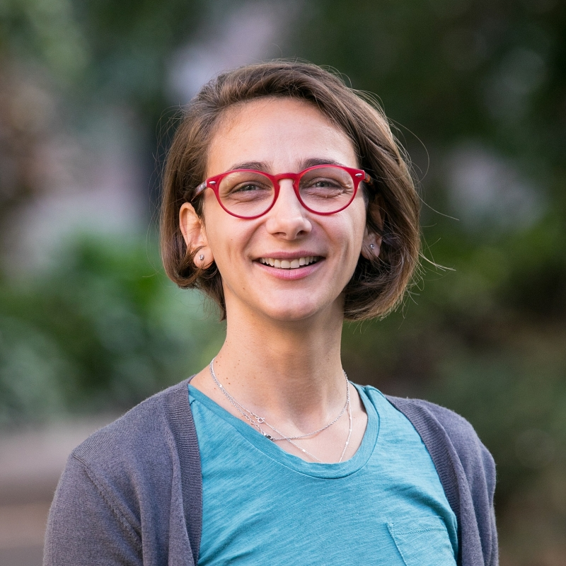 CHOOSEMATHS Grant recipient profile: Claudia Bucur
