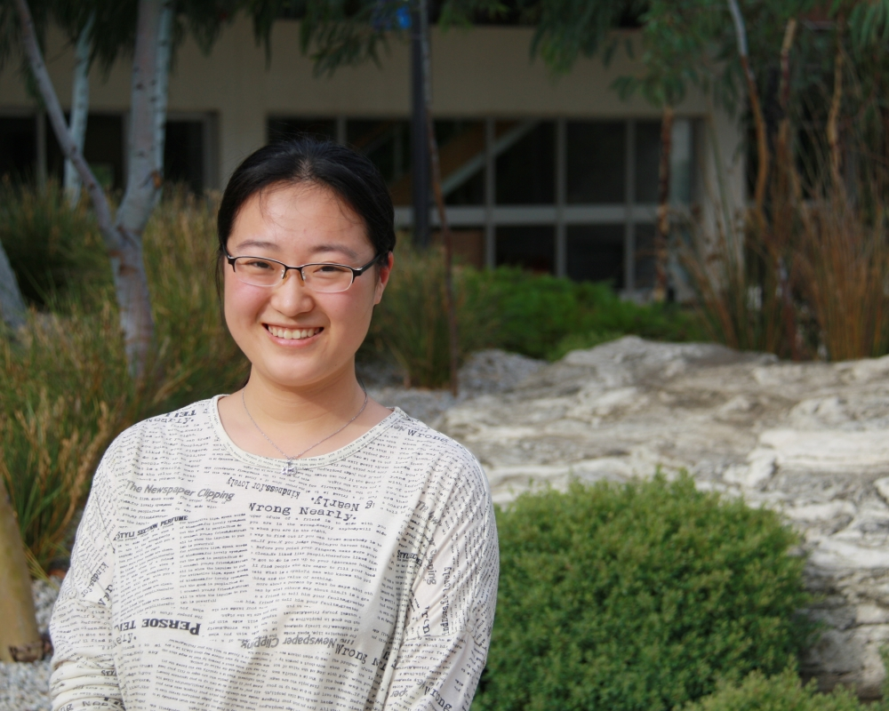 CHOOSMATHS Grant Recipient: Liya Zhao
